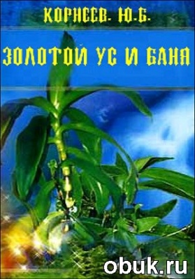 Книга Золотой ус и баня