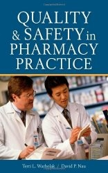Книга Quality and Safety in Pharmacy Practice