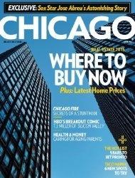 Журнал Chicago – April 2015 USA