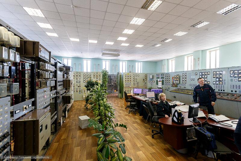 Блог-тур на Кировскую ТЭЦ-3