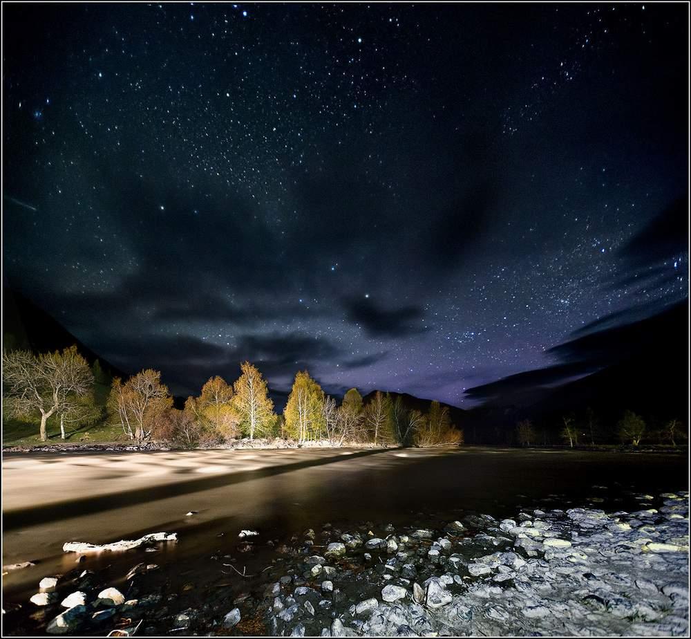 Река Чуя, Мажойский каскад