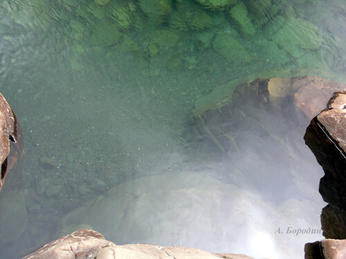 Бирюзовые воды Дулисмара