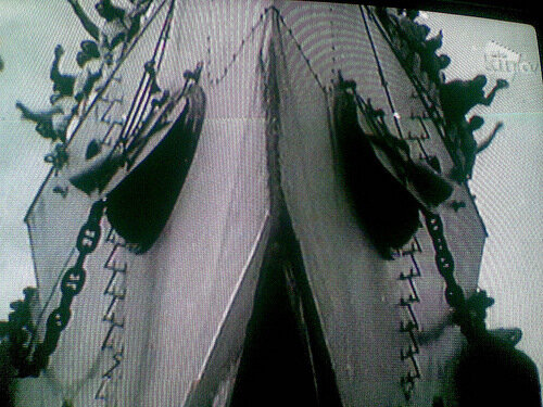 Кадр из фильма Броненосец Потёмкин