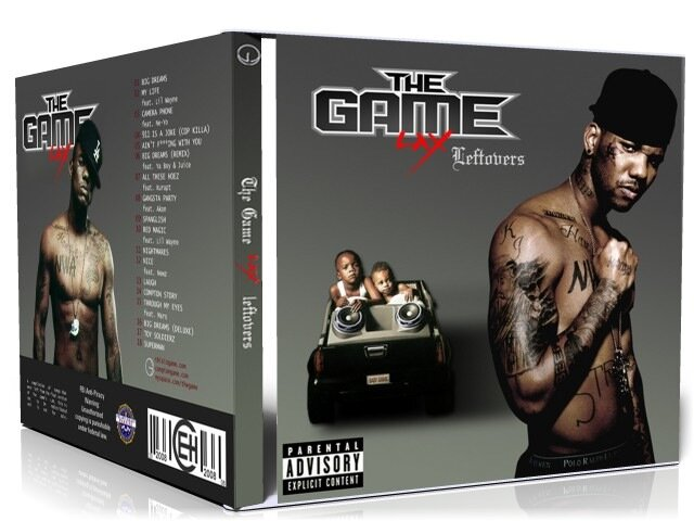 The Game - L.A.X. Leftovers (2008)