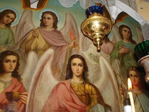 Архистратиг Михаил и архангелы