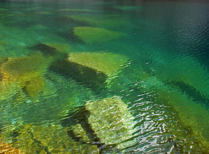 Озеро для медитации