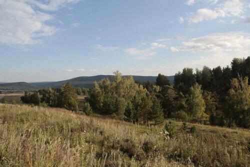 По дороге в Петропавловку с Глухого острова