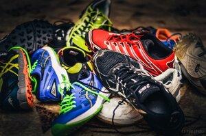 Выбор кроссовок для бега