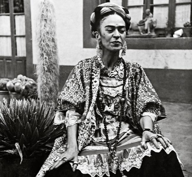 Источник фотографий: Дом-музей Фриды Кало