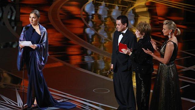Аудитор премии «Оскар» извинился запутаницу нацеремонии