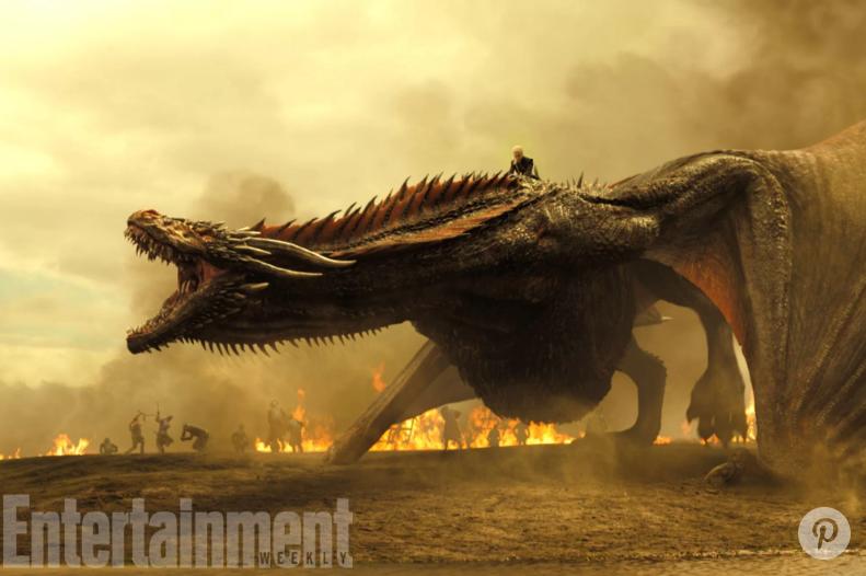 Трейлер нового сезона сериала «Игра престолов» стал самым просматриваемым вистории