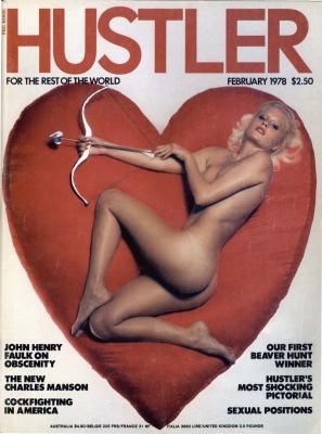 Журнал Журнал HUSTLER US 02-1978