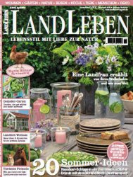 Журнал Landleben Magazin (April - Mai 2014)