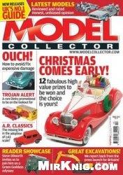 Журнал Model Collector - Xmas 2014
