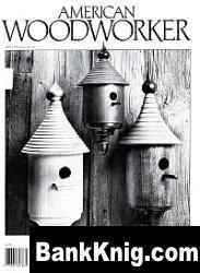 Журнал American Woodworker №13 April 1990 pdf 20Мб