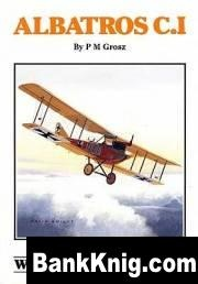 Книга Albatros - Windsock DataFile. #057. Albatros C.I – pdf  22,2Мб