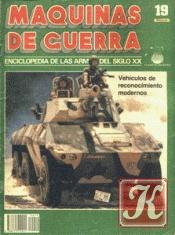 Журнал Vehículos de reconocimiento modernos [Maquinas de Guerra №19]