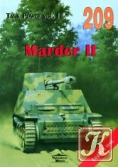 Книга Tank Power vol.I. Marder II (Militaria 209)