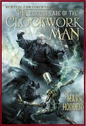 Книга The curious case of the Clockwork Man