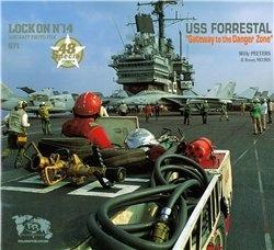 Книга USS Forrestal