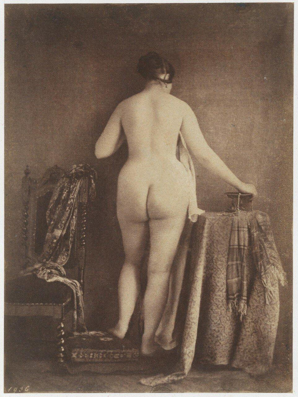 1853. Обнаженная