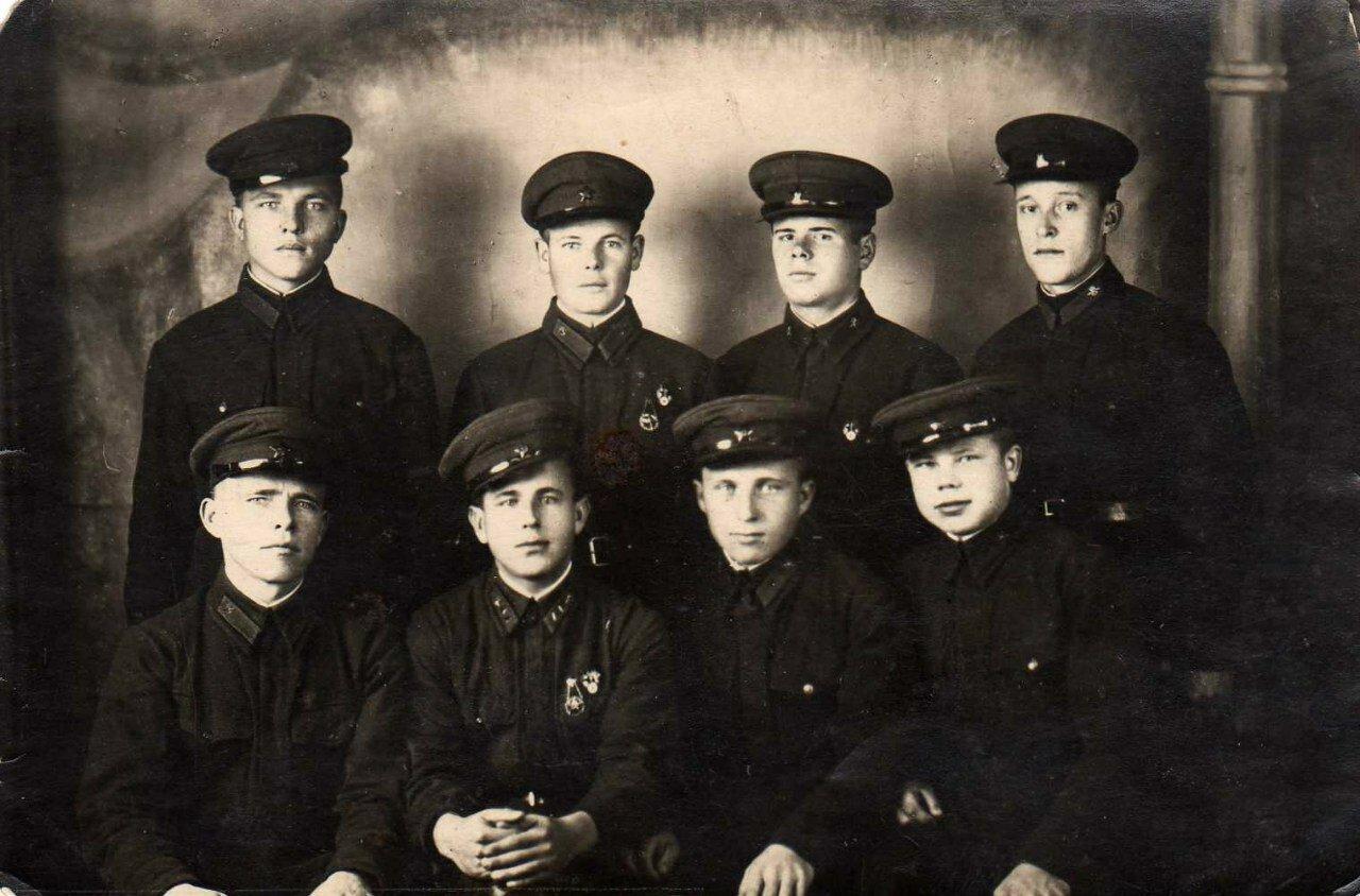 1938. Железнодорожные войска