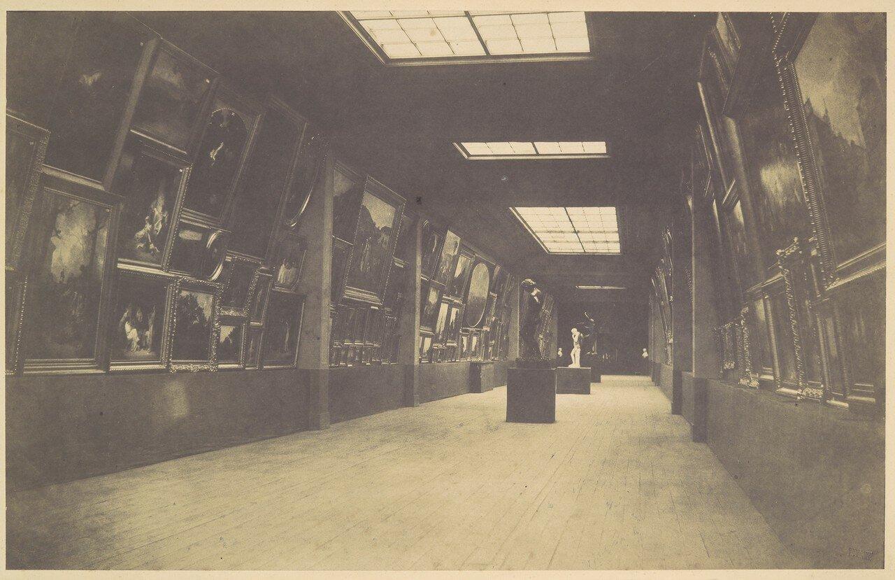 1852. Салон 1852 года