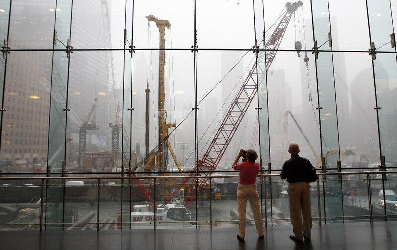 11 сентября 2001го. 7 лет трагедии