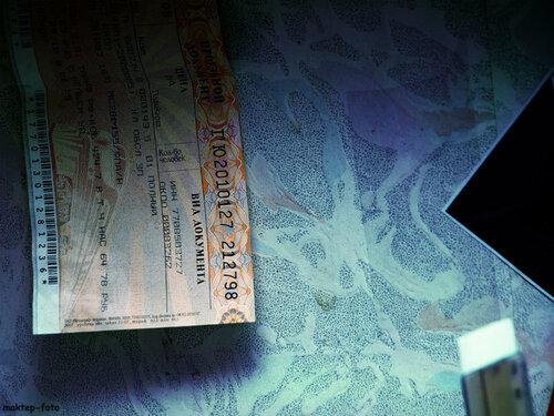 билет в Питер