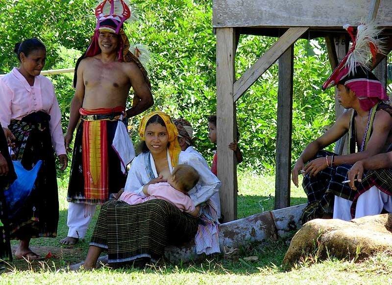 индонезия, сленданг