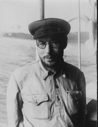 1947г ЭКСПЕДИЦИЯ КПФ 3