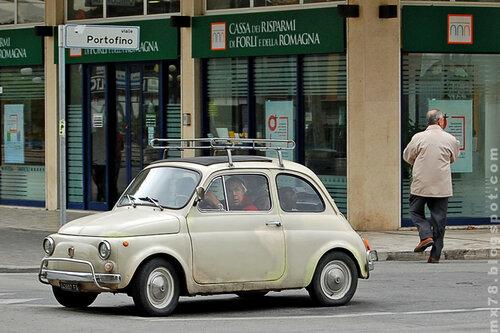 Старый FIAT