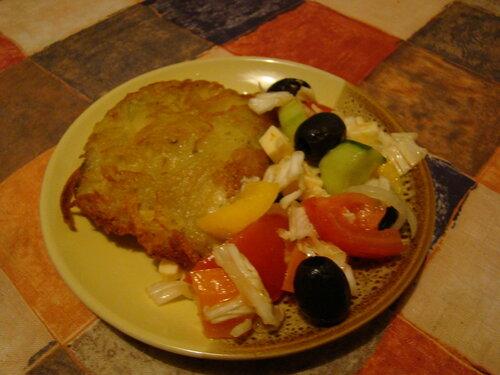 Как приготовить рыбу в картофельной стружке?  - Таисия Олеговна Кучина.
