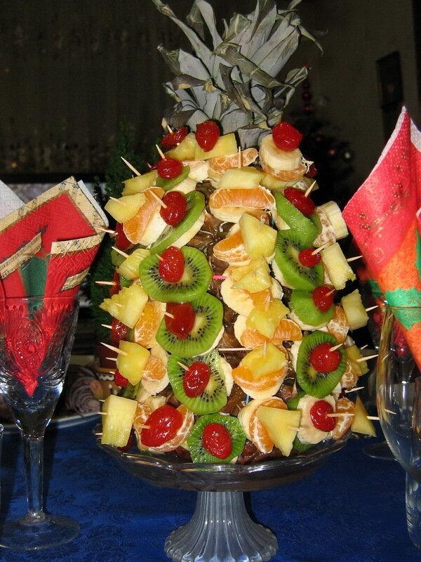 Тоскана блюда