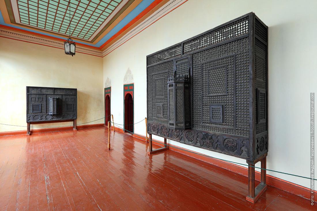 элементы балконов гарема Крым Ханский дворец