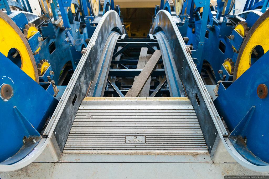 Тоннельный эскалатор «Эс-сервис»