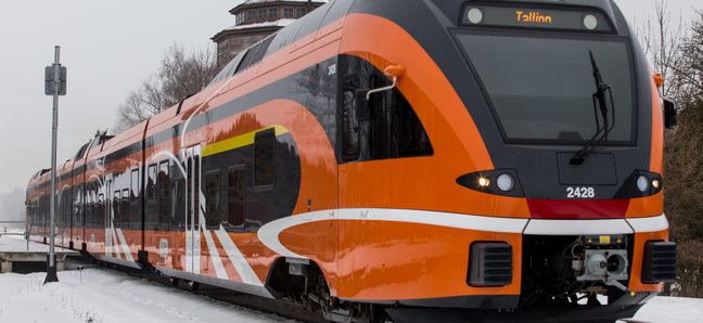 Маршрут поездов Таллин-Москва может быть приостановлен