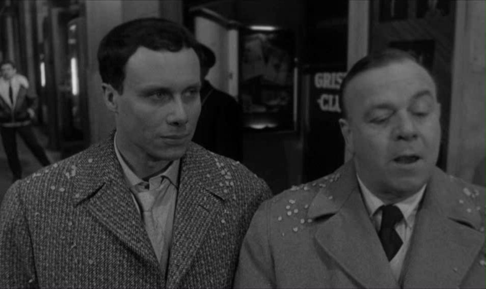 ������� / Les bonnes femmes / The Good Time Girls (1960) DVDRip | DVO