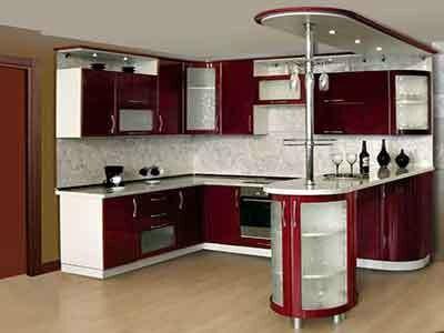 Порядок ремонта в кухне