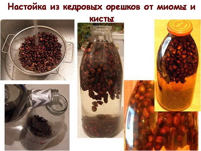 Как сделать орешки кедровые мягкие
