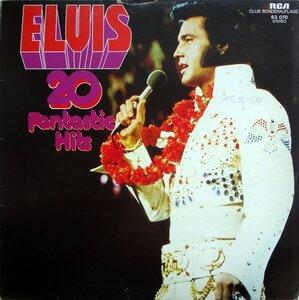 Elvis Presley – 20 Fantastic Hits (1975) [RCA Victor, 63 070]