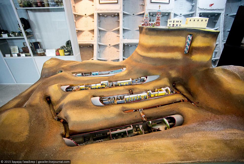 4. Военный объект ГО-42 (или ЗКП «Таганский») не является первым бункером, построенном в Советском С