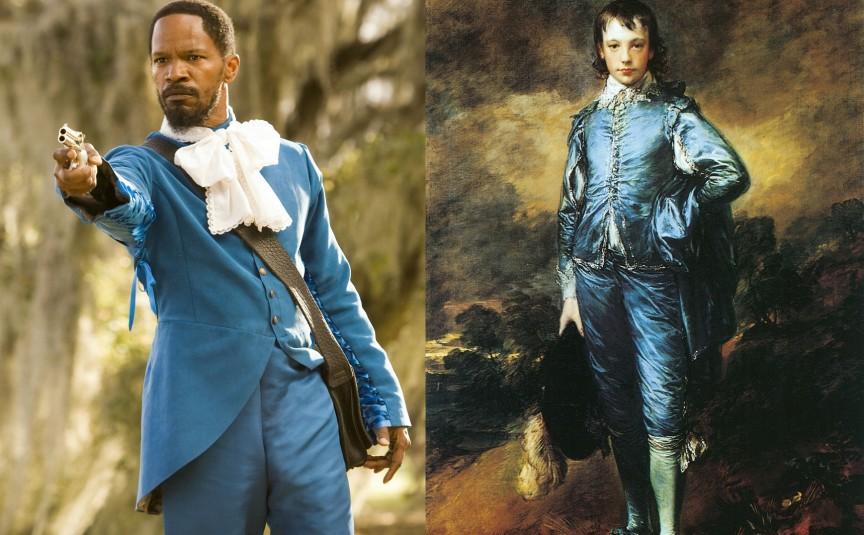 Картина «Голубой мальчик» 1770 года вдохновила режиссера Фридриха Мурнау на создание немой