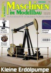 Журнал Maschinen im Modellbau 2011-04