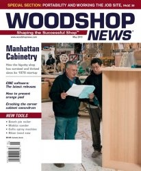 Журнал Woodshop News - №5 2013
