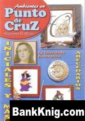 Журнал Ambientes en Punto de Cruz 09 jpg 27,78Мб