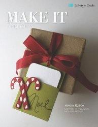 Журнал Make It Magazine: Holiday Edition (2012)