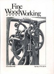 Журнал Fine Woodworking №10 Spring 1978