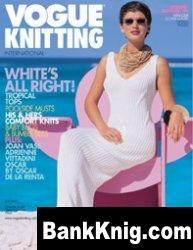 Журнал Vogue knitting 1999