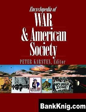 Книга Encyclopedia of War and American Society